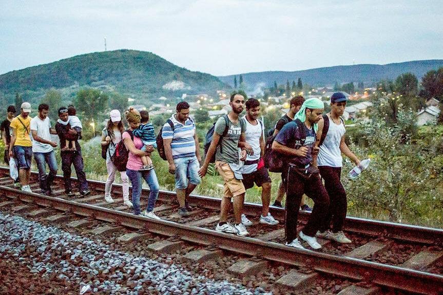 3 Questions à Serge Slama Sur La Législation Hongroise Vis-à-vis Des Demandeurs D'asile