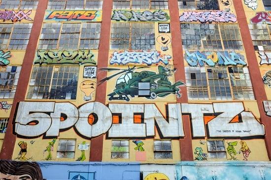 Street Art Loi