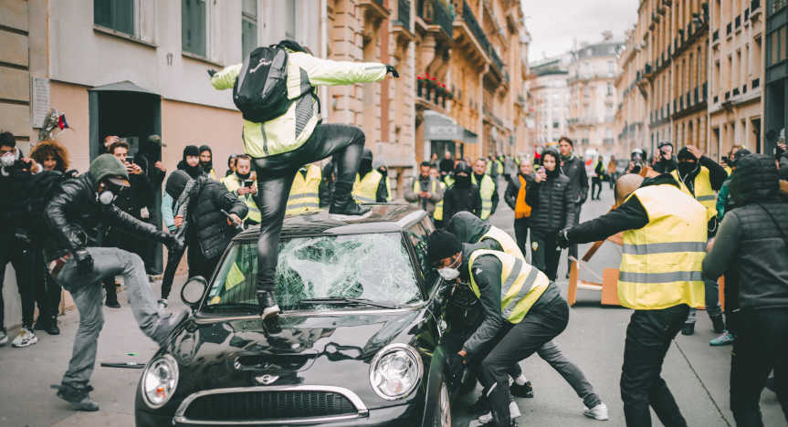 Casseurs Manifestations