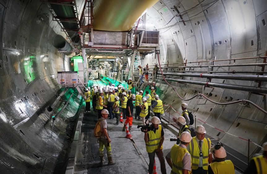 Tunnel Lyon-turin