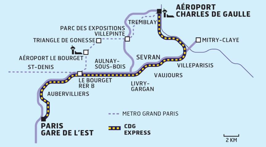 Projet Charles De Gaulle Express : Pourquoi Est-il Contesté ?