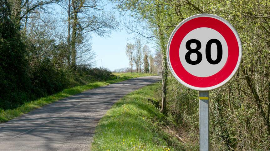 Assouplissement 80 Km/h
