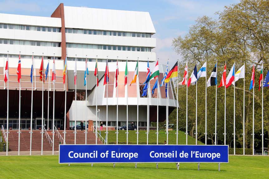 Conseil Europe Droits Russie