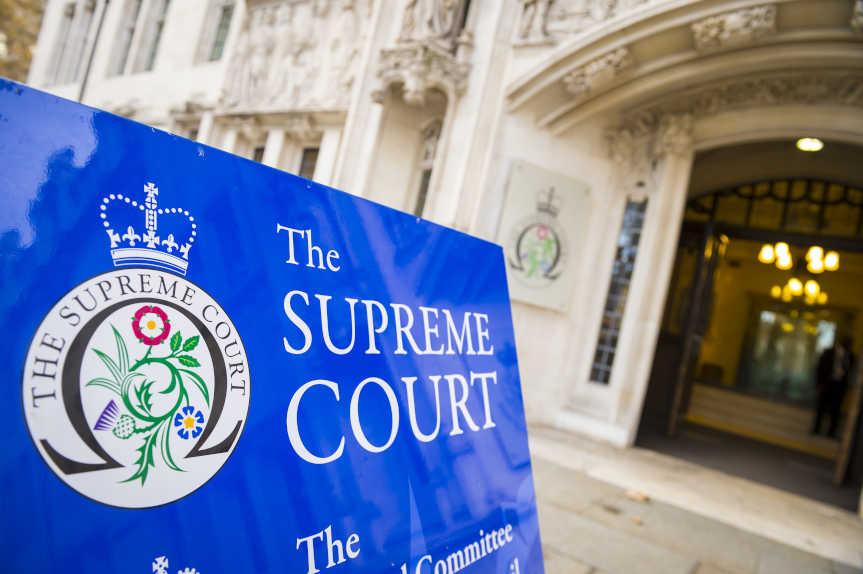 Boris Johnson Cour Supreme Royaume-uni