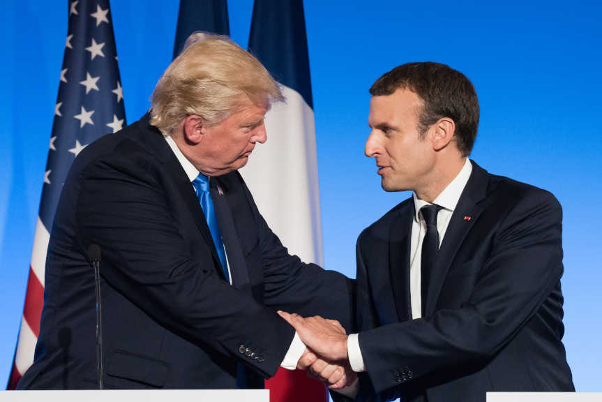 Taxe Gafa Accord France USA