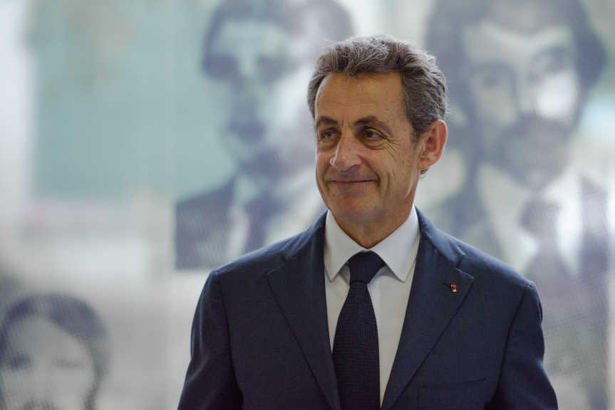 Nicolas Sarkozy Bygmalion