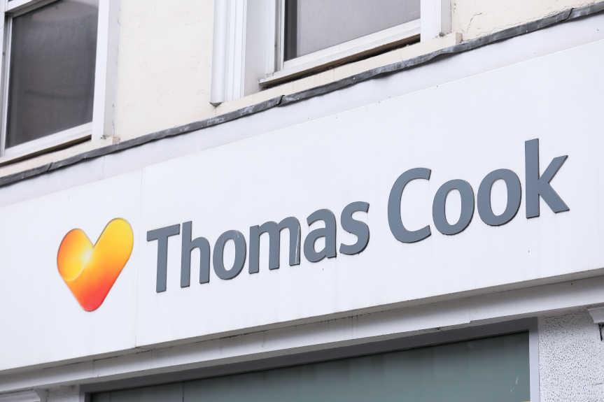 Thomas Cook Filiales