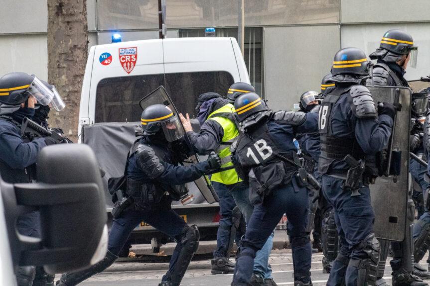 Gilets Jaunes : L'IGPN Remis En Cause