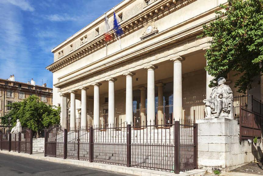 Eric Negron, Premier Président De La Cour D'appel D'Aix-en-Provence