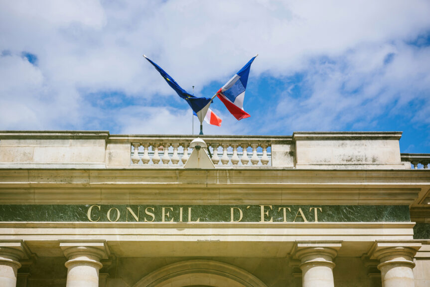 Jean-Denis Combrexelle Président De La Section Du Contentieux Du Conseil D'État
