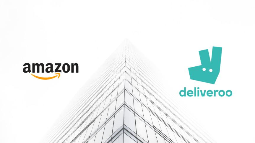 Amazon/Deliveroo Au Royaume-Uni : L'application De L'exception De L'entreprise Défaillante, Signe Des Temps ?