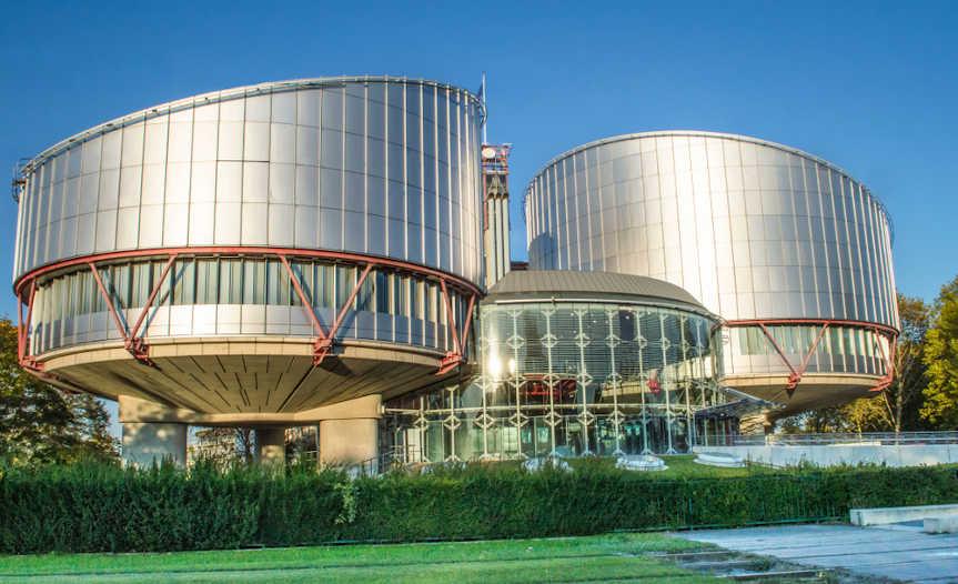Cour Européenne Des Droits De L'homme Strasbourg
