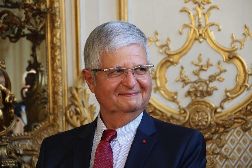 Jean-Michel Hayat, Premier Président De La Cour D'appel De Paris