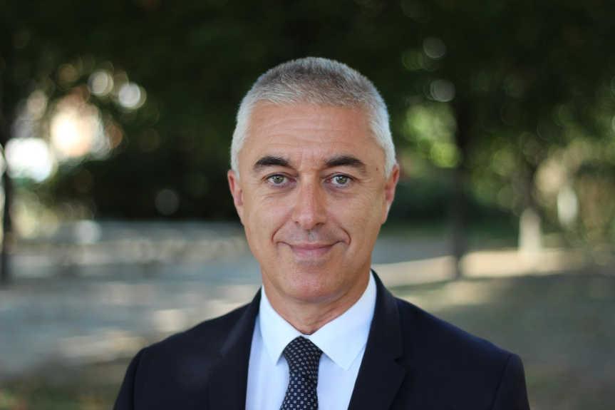 Manuel Aeschlimann, Maire D'Asnières-sur-Seine