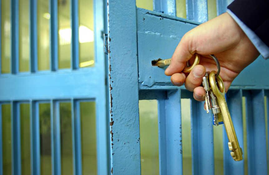 Clés Prison