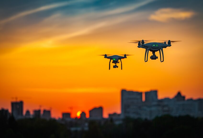 Drones Législation Pendant Coronavirus