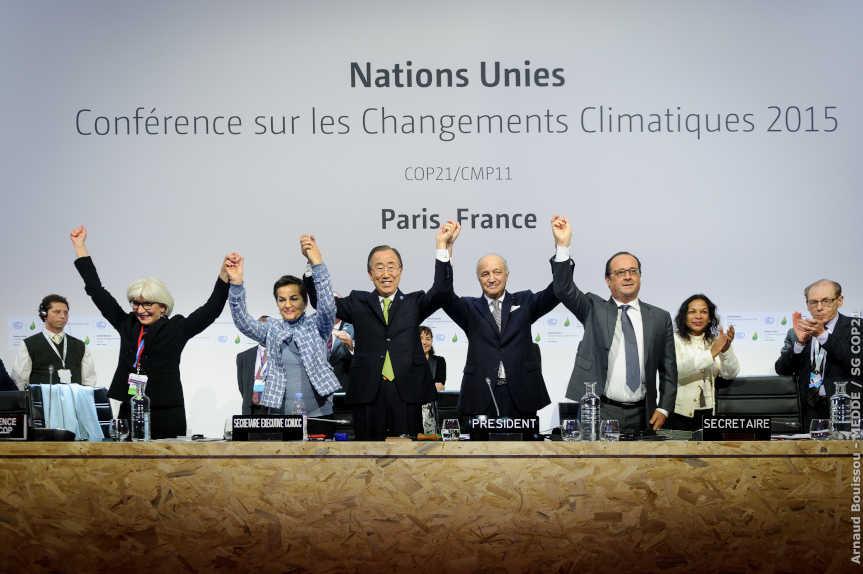 Accord Paris Climat 2015